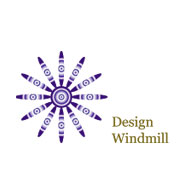 logo design windmill